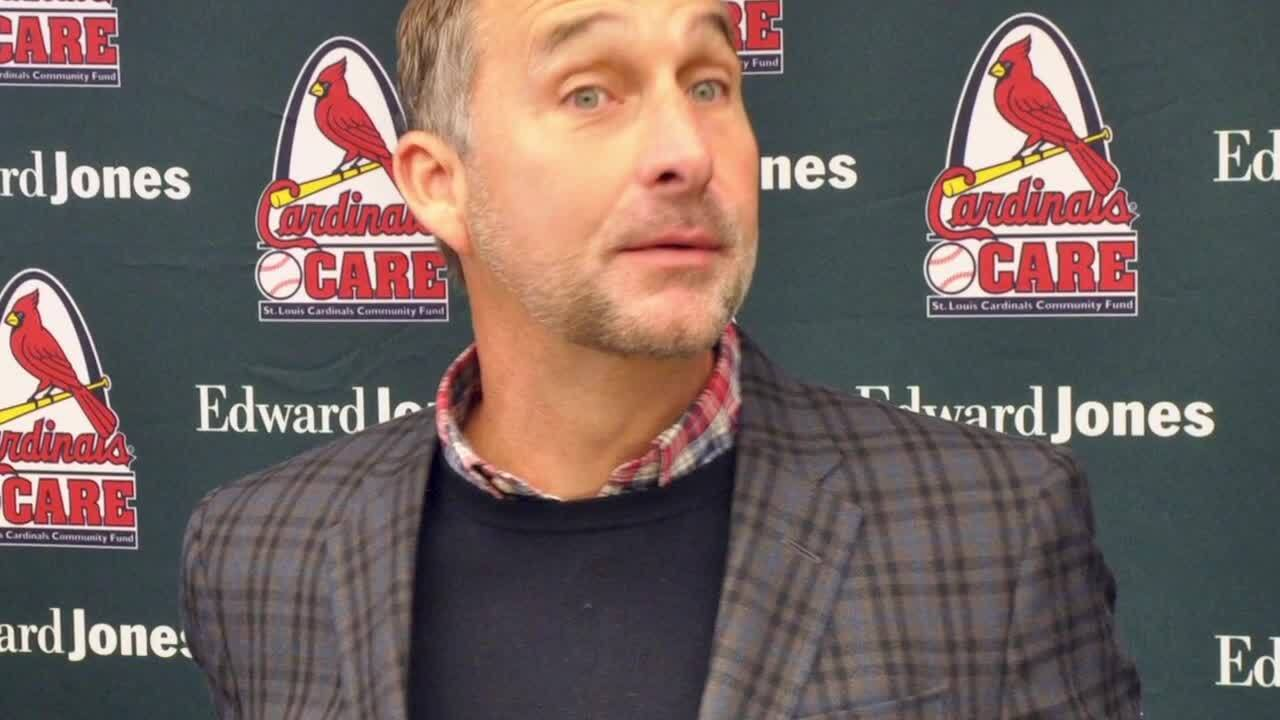 Fire John Mozeliak and let someone who knows how to evaluate talent run the Cardinals