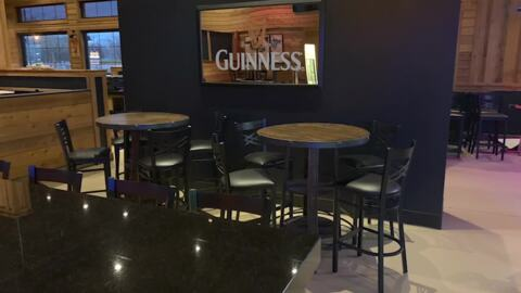 Images of the new Signature Tap House