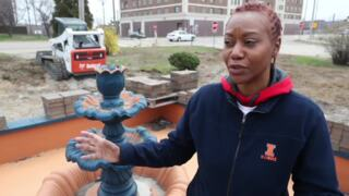 Fountain of Youth Park being renovated in East St. Louis