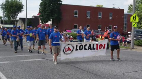 Check out scenes from Belleville's Labor Day parade