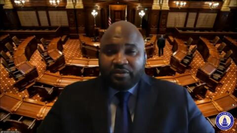 Sen. Sims explains importance of reforming the criminal justice system in Illinois