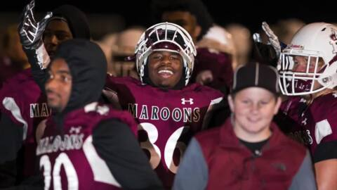 It's playoff time as 16 local high school football teams earn postseason berths