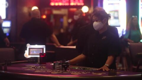 Hard Rock Casino reopens with 'over and above' COVID-19 precautions as crowds return