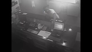 Suspect wanted in armed robbery of Gulfport Sleep Inn