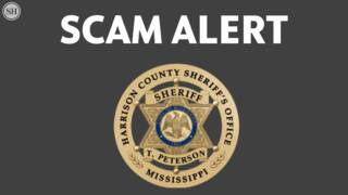 Harrison County Sheriff warns about scam phone calls