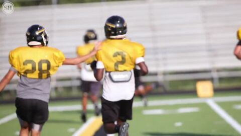 The Walley brothers are shining at D'Iberville and they're just getting started