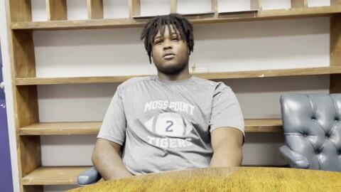 Moss Point's Jamarious Brown surprised by recruiting interest