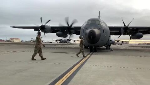 Hurricane Hunters prepare to fly atmospheric rivers in the sky