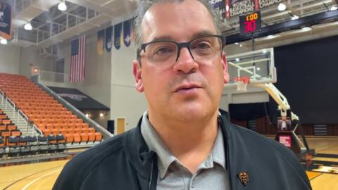 What has Mercer men's basketball worked on in off-season?