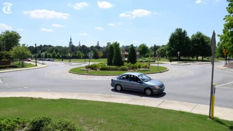 More roundabouts are coming to Middle Georgia. Here's where the next one is going.