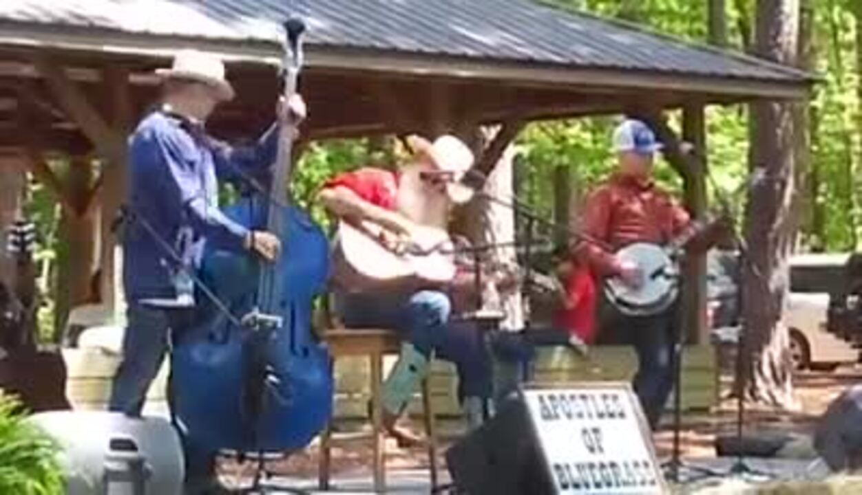 Bluegrass, boiled peanuts and BBQ: This festival is at a top spot. And it's free.