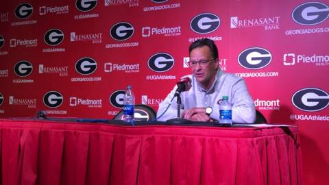 'We need decision makers.' UGA basketball's Tom Crean shares highlights of Valdosta State game