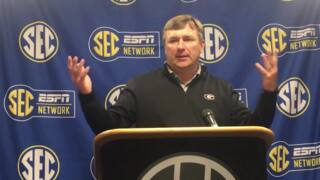 Kirby Smart on why he supports intraconference graduate transfers