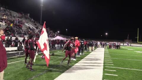 Warner Robins head coach on team's fourth straight championship appearance 'We got to go finish.'