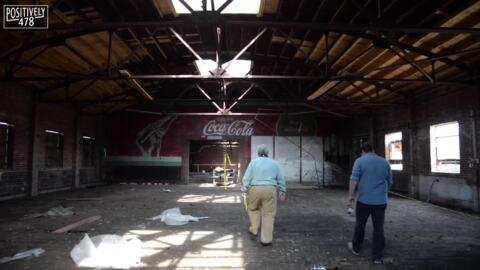 Did you know this building used to be part of the Macon Coca-Cola Bottling Company?