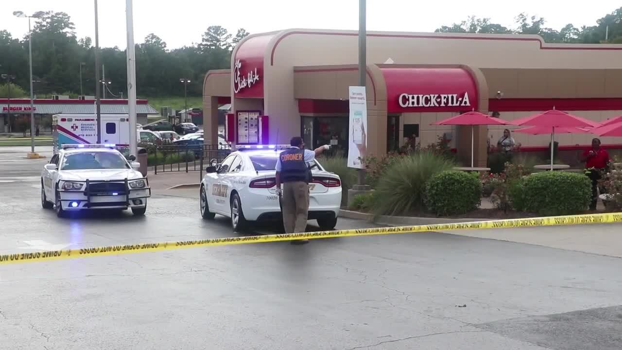 Man shot dead at Chick-fil-A in Macon, Ga  | The State