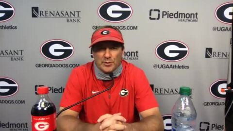 UGA QB D'Wan Mathis 'has been through so much,' Kirby Smart says