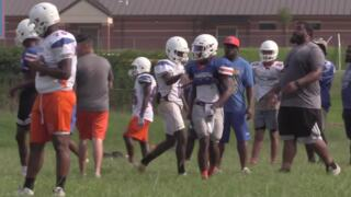 A look at this year's Central Chargers football team