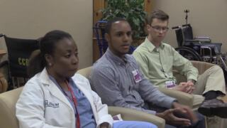 Psychiatry residents say they can make a big difference in Macon
