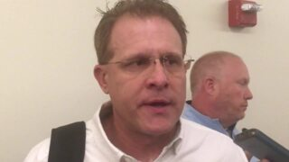 Gus Malzahn said the NCAA headset rule is a 'joke'