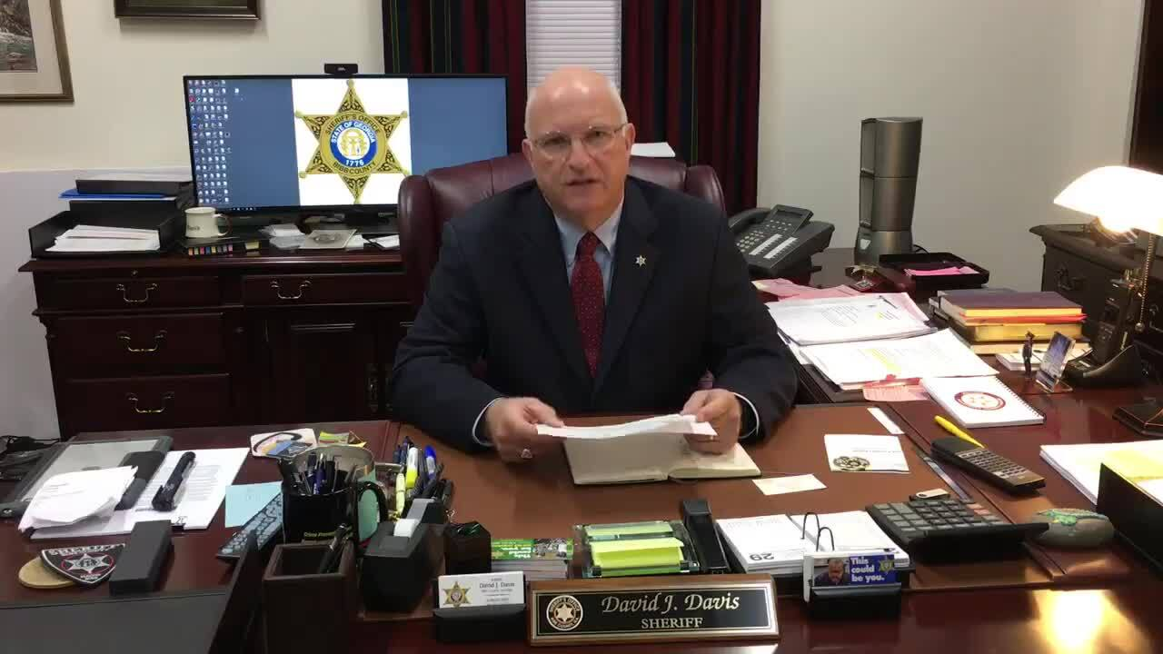 18 officers. 31,000 hours on-call. Why employees are suing Bibb sheriff's office