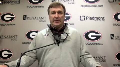 Mike Bobo will have Gamecocks ready to play, UGA's Kirby Smart says