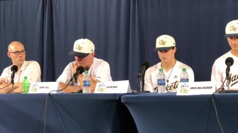 Georgia Tech head coach Danny Hall shares highlights of 13-2 win over Florida A&M