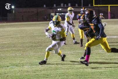 Check out action from Dublin-Northeast football matchup