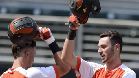 Here are our favorite photos from Mercer Bears vs. Florida Atlantic Owls @ NCAA Athens Regional