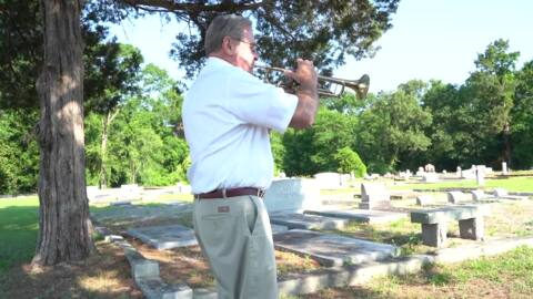 Minister of Music honors the fallen on Memorial Day