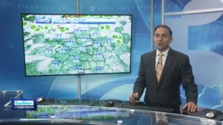 Columbus, Phenix City weather for August 8 from WRBL's Bob Jeswald