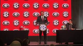 Kirby Smart gives updates on transfer Demetris Robertson, defensive back DeAngelo Gibbs