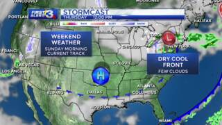 Columbus, Phenix City weather for April 17 from WRBL's Bob Jeswald