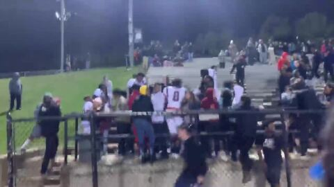 WATCH: Northside players, fans celebrate win over Columbus