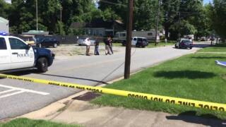 Columbus police on scene of fatal shooting in Historic District