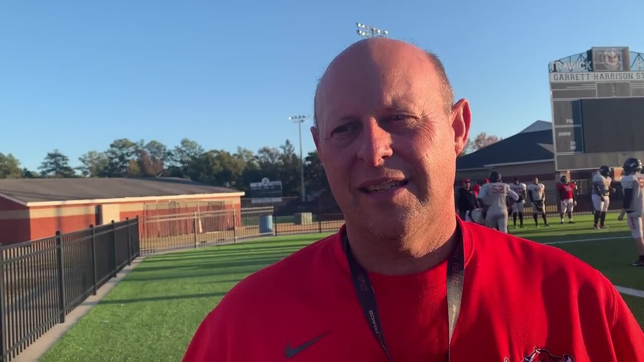 Central-Phenix City football aims to beat Auburn -- and repeat state title appearance
