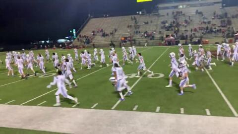 Watch Auburn High celebrate victory over Central for first time since 2013