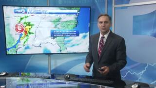 Columbus, Phenix City weather for April 20 from WRBL's Bob Jeswald