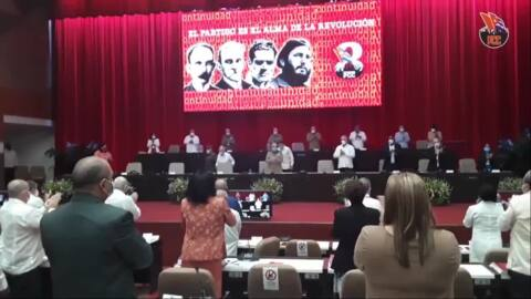 The VIII Congress of the Communist Party of Cuba begins