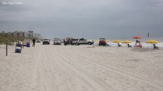 Body found in the surf at Myrtle Beach State Park