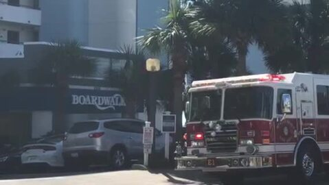 Horry County coroner identifies man who drowned in a Myrtle Beach oceanfront hotel