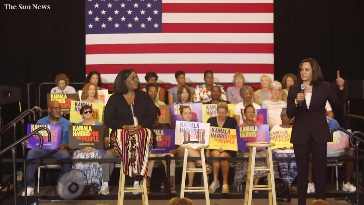Presidential candidate Kamala Harris coming to NC, with stops in Durham and Greensboro