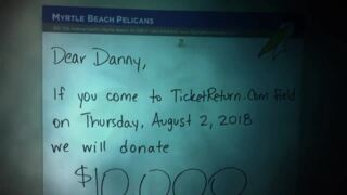 Danny McBride may return to Myrtle Beach per this petition