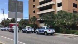 Police investigate after person dies from hotel fall