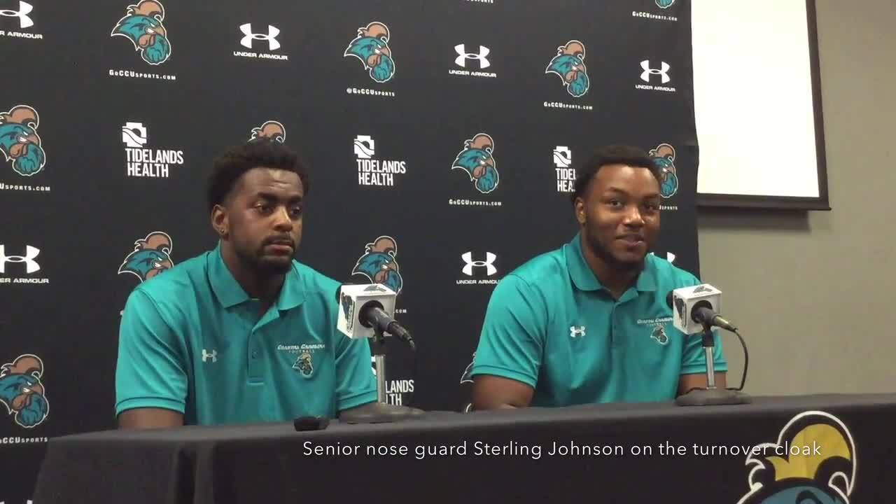 More meaningful minutes: Reserves show they can contribute in CCU football's latest win