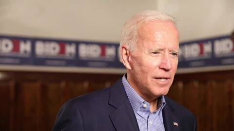 Biden talks about Mark Sanford, Trump and Democratic opponents ahead of SC stump meet