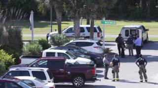 Reports of shots fired were called in 5 hours before police found body.