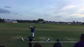 Finals of the World Long Drive Championship at Barefoot Resort