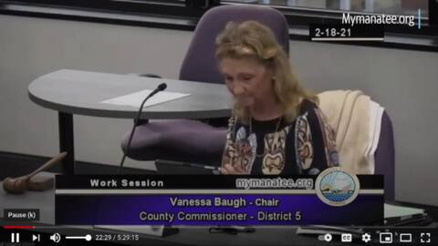 Manatee Democrats demand Baugh resign after Lakewood Ranch vaccine event | Letter to the editor