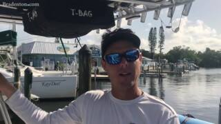 What's the fishing like out there? Fishing boat captain tells you